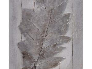 """Πίνακας από καμβά """"ΦΥΛΛΟ"""" 60×90"""