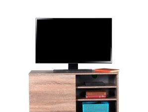 Έπιπλο τηλεόρασης σε χρώμα latte 90x35x48