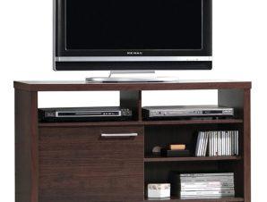 """Έπιπλο τηλεόρασης """"ANALOG"""" σε χρώμα βέγγε 110x45x63"""