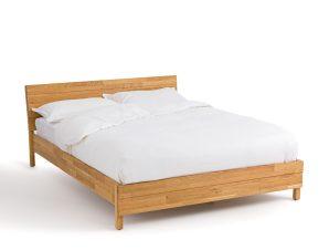 Ενιαίο κρεβάτι από μασίφ δρυς χωρίς σανίδες, Ariles