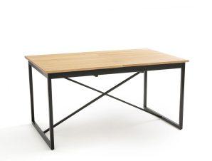 Επεκτεινόμενο τραπέζι από βελανιδιά NOVA
