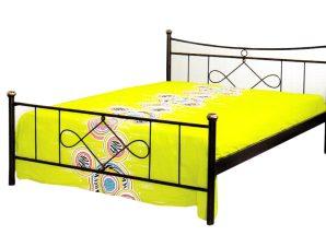 Κρεβάτι Σιδερένιο Διπλό 385 – Β – 3-385