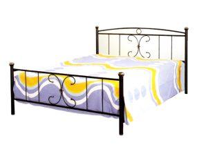 Κρεβάτι Σιδερένιο Διπλό 380 – Β – 3-380