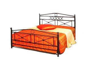 Κρεβάτι Σιδερένιο Διπλό 420 – Β – 3-420