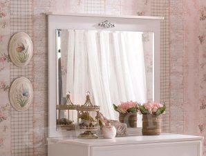 Καθρέφτης συρταριέρας Romantic RO-1801